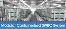 Modular Containerized SWRO System